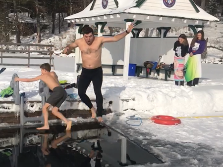 New Year's Polar Dip 2018 9529 new yearand39s polar dip 2018 1