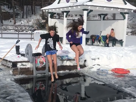 New Year's Polar Dip 2018 9529 new yearand39s polar dip 2018 2